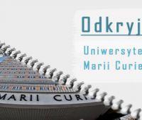 Discover Maria Curie-Skłodowska-University