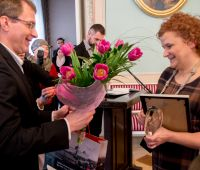 Dr Barbara Niezabitowska-Wiśniewska Kobietą na Medal!