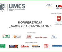 """Konferencja  """"UMCS dla Samorządu""""- relacja"""