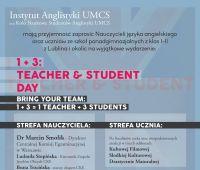 Teacher & Student Day