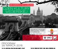 Dzień Kultury Węgierskiej w Lublinie