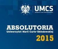 Absolutoria UMCS 2015 – fotorelacja i film