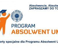Zaproszenie do Torunia - zniżki na UMK dla absolwentów UMCS