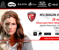 MSI Dragon University Lublin