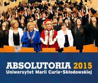 ABSOLUTORIA UMCS 2015 - ZAPISY