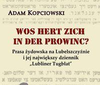 Promocja książki dr. Adama Kopciowskiego