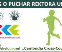 """Bieg o puchar Rektora UMCS """"Cambodia Cross-Country"""""""