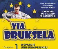 Przypominamy - do wygrania staż w Parlamencie Europejskim!