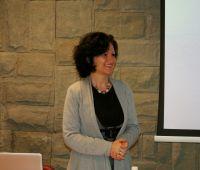 Doutora Vesela Chergova - palestra sobre Linguística...