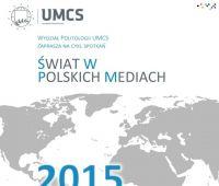 Świat w polskich mediach – spotkanie z Grzegorzem Ślubowskim