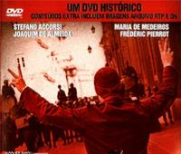 """Projeção do filme """"Capitães de Abril"""" de Maria..."""
