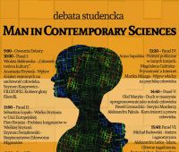 "Debata Studencka ""Man in Contemporary Sciences"""