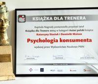 Nagroda dla dr Katarzyny Stasiuk