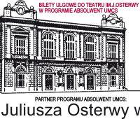 William Szekspir w Teatrze im. J.Osterwy - bilety ulgowe...