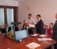 Porozumienie z Przykarpackim Uniwersytetem Narodowym