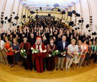 Podziękowanie dla uczestników Absolutoriów UMCS 2015