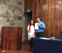 Umowa o współpracy z Meksykańskim Stowarzyszeniem Nauk...