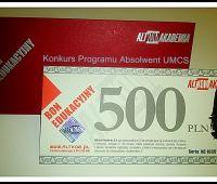 Wygraj bon o wartości 500 zł na szkolenie w Altkom Akademia