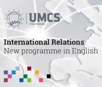 International Relations – zapisz się już dzisiaj!