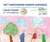 XVIth Montessori Europe Congress 2015 in Lublin, Poland