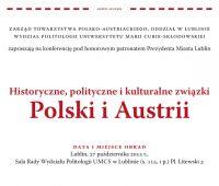 Zaproszenie na konferencję na Wydziale Politologii