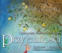 Przyjemności duchowe i cielesne w kulturze - konferencja
