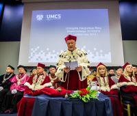 Inauguracja a Roku Akademickiego UMCS 2015/2016 -...