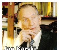 """Promocja monografii pt. """"Jan Karski. Misja..."""