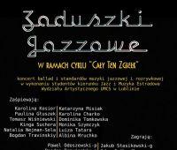 Zaduszki Jazzowe - zaproszenie
