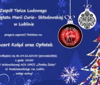 Koncert kolęd ZTL UMCS 2015