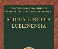 Studia Iuridica Lublinensia