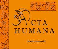 """Doktoranckie """"Acta Humana"""" w wykazie czasopism..."""