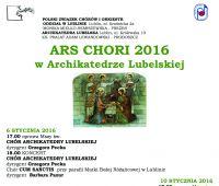 ARS CHORI 2016