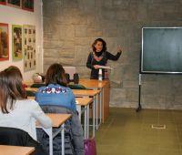 Minicurso sobre Linguística Portuguesa pela Professora...