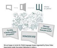 """Уроки польської мови """"Вітаємо в Любліні"""""""