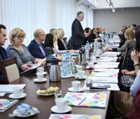 Spotkanie z Dyrektorami i Pełnomocnikami Szkół Partnerskich