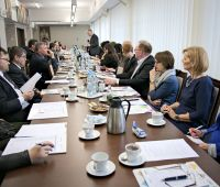 Spotkanie Rektora UMCS z Dyrektorami i Pełnomocnikami...