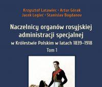 Publikacja: Naczelnicy organów rosyjskiej administracji...