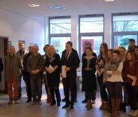 Wystawa poplenerowa studentów ISP w Chatce Żaka