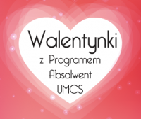 Walentynki z Programem Absolwent UMCS
