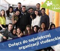 Future Leaders - program członkowski dla studentów