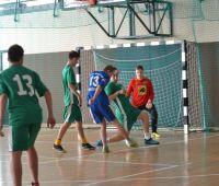 Eliminacyjny Turniej Halowej Piłki Nożnej o Puchar JM...