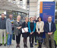 Nasi profesorowie realizują projekt badawczy w Alicante