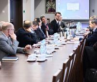 Wizyta przedstawicieli Organizacji Współpracy...