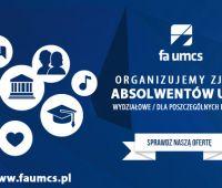 Organizacja zjazdów absolwentów - Fundacja Absolwentów UMCS