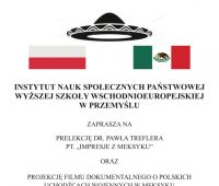 Impresje z Meksyku – zaproszenie!