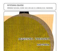 Grafiki Agnieszki Zawadzkiej w warszawskim LUB/LABIE