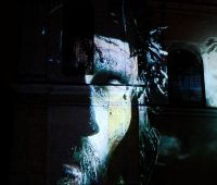 Holograficzna projekcja Misterium Męki Pańskiej
