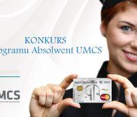 Konkurs Programu Absolwent UMCS