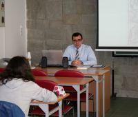 "Dr. Jorge Bastos da Silva - palestra ""Utopia: A Cultura..."